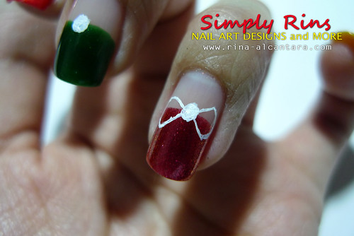 christmas nail art designs-13