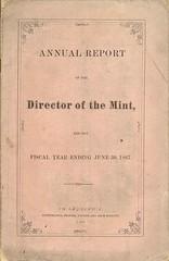 1867 Mint Report