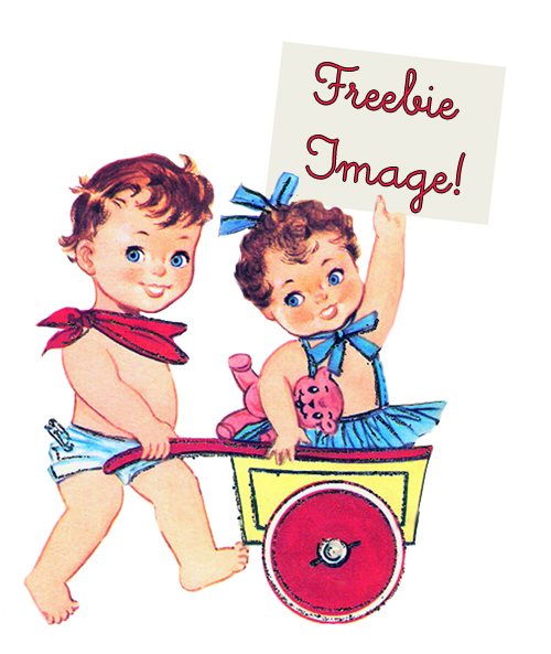 free vintage clip art -1