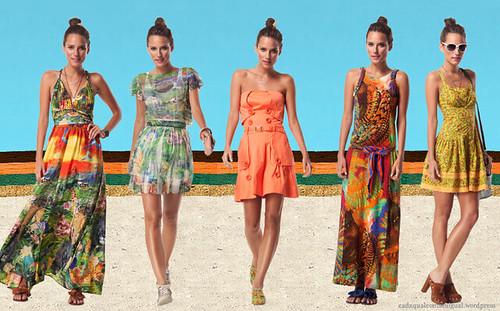 vestidos verão 2011