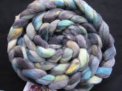 """3.6 oz 100% Wool Mountain Meadows Roving Wild Child Series """"Seriously Gone"""""""
