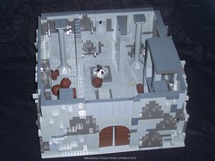 Lord of the Rings Custom Lego Moria 003