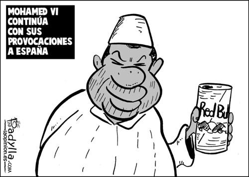 Padylla_2010_11_14_Mohamed VI continúa provocando