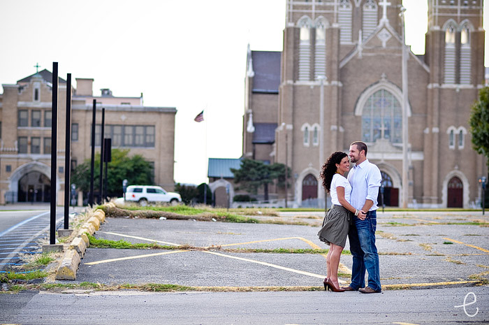 chris & nena: engagement