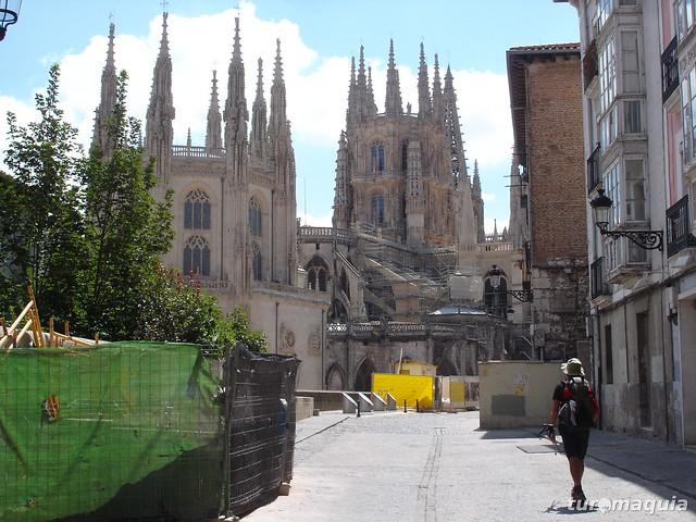 Caminho de Santiago - Burgos
