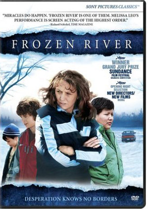 Frozen River DVD cover