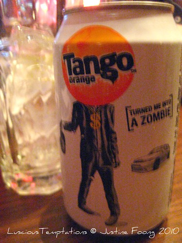 Tango Head - Bodean's, Tower Hill