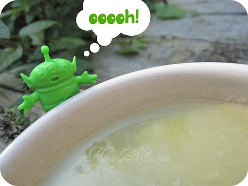 aliens love leek soup