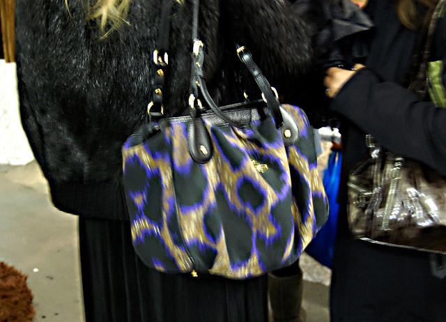 Lindsay's Vivienne westwood bag