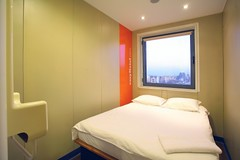 Nuestra habitacion en el Easyhotel de Sofia