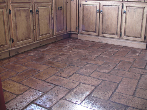 Cheap And Easy Brick Floors Survivalist Forum