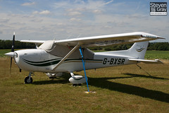 G-BXSR -  2003 - Private - Reims Cessna F172N Skyhawk - 100710 - Fowlmere - Steven Gray - IMG_6739