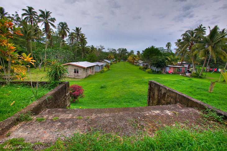 Tuvu Village on Sigatoka River in Fiji