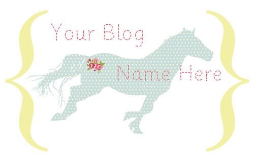 Your blog Name here example