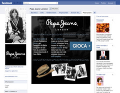 Pepe Jeans London Facebook