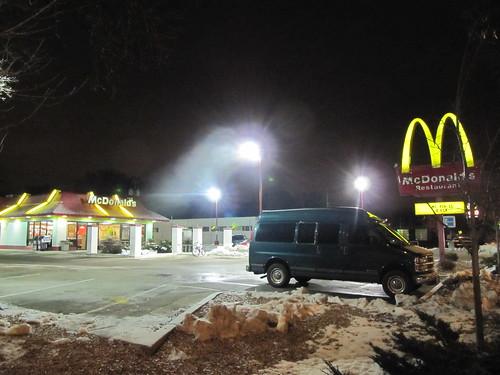 McDonalds on East Lake Street