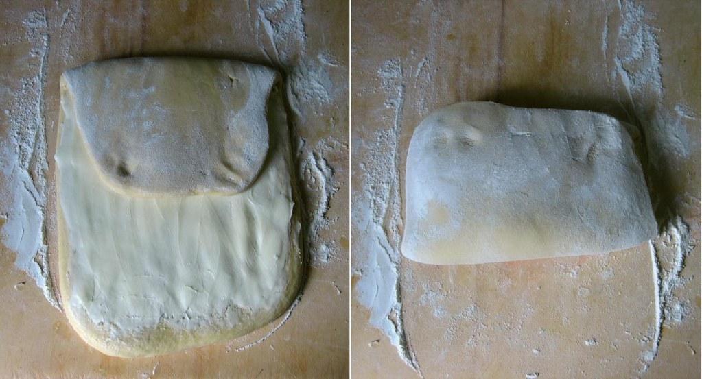 pasta brioche feuilletée