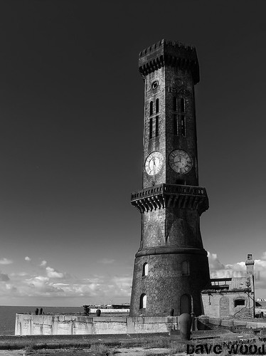 Victoria Tower aka Dockers Clock, Liverpool
