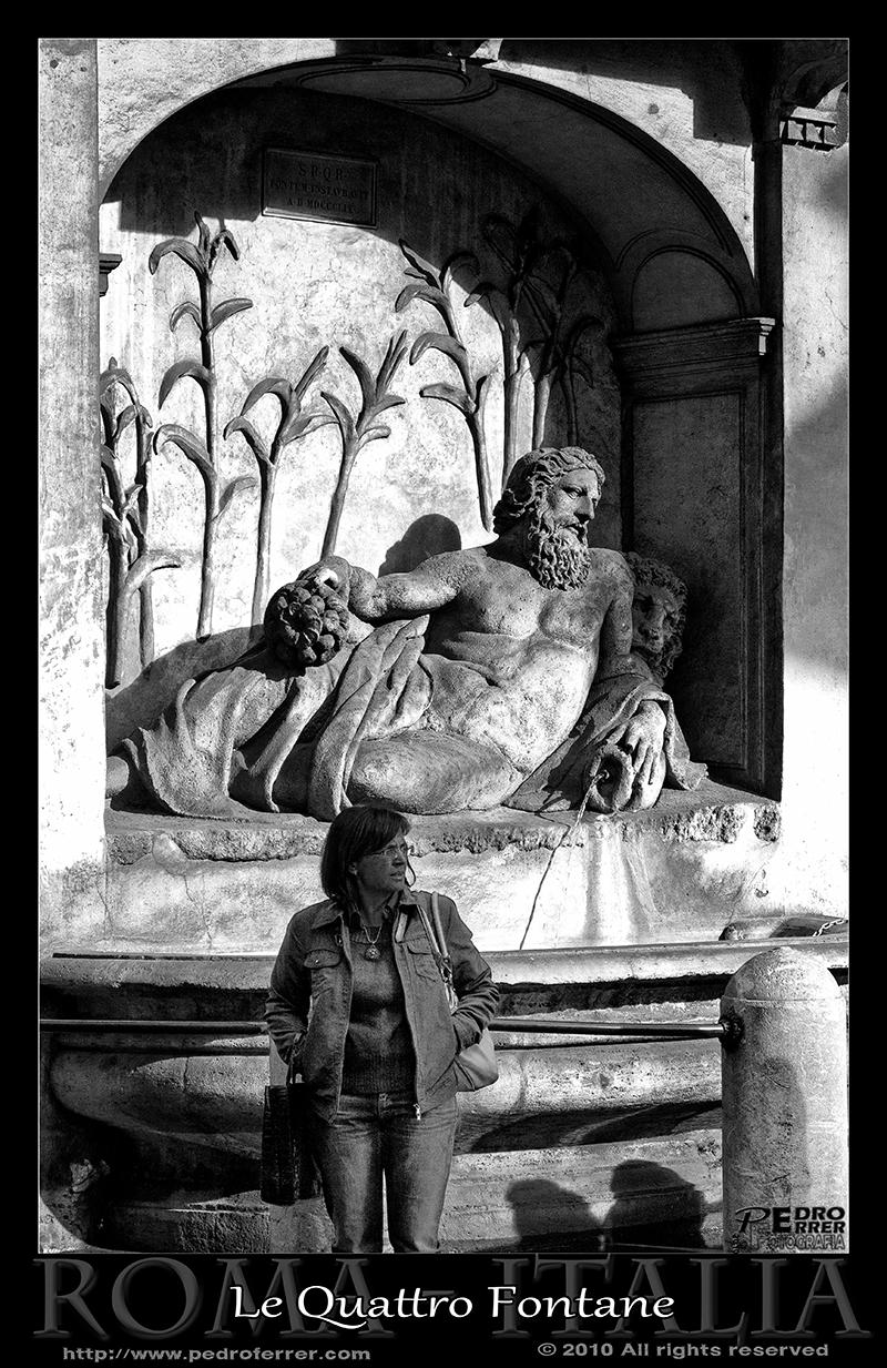 Roma - Le Quattro Fontane
