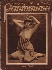 Pantomime Jan 21 1922 - Irene Castle (CharmaineZoe) Tags: 1920s cinema film magazine movie filmstar twenties filmmagazine moviemagazine
