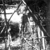 Step by step construction of a circular hut (5)