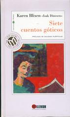 Karen Blixen, Siete cuentos góticos