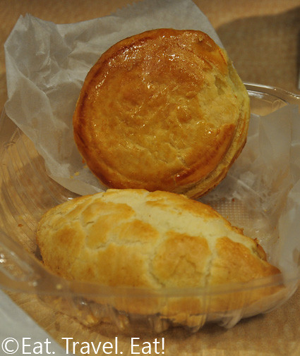 Chicken Empanada and Meat Pie
