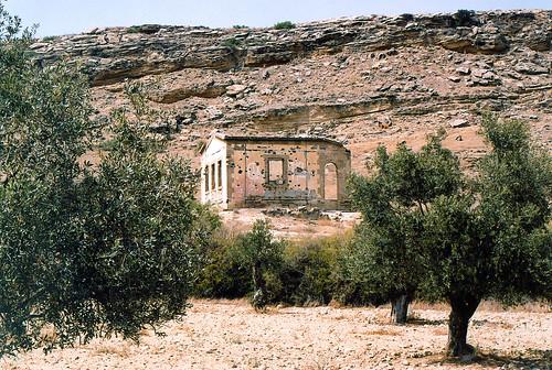 Kyrenia – přechod hranice dvou Kyprů
