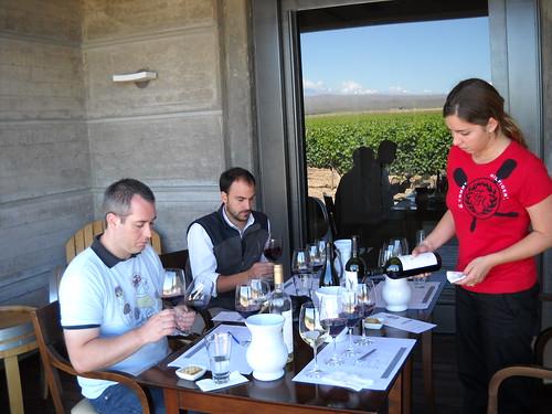 [Mendoza] Degustação dos vinhos da Pulenta Estate