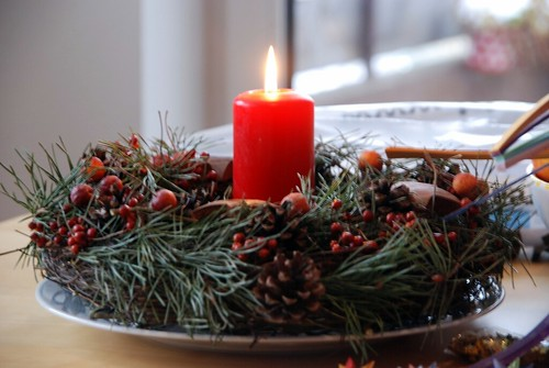 erster advent.
