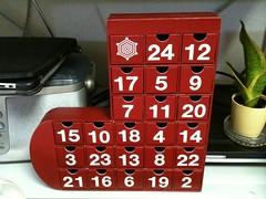 無印良品のアドベントカレンダー再開