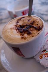 Cappuchino of my dreams (konsumkind) Tags: coffee kaffee cappuchino