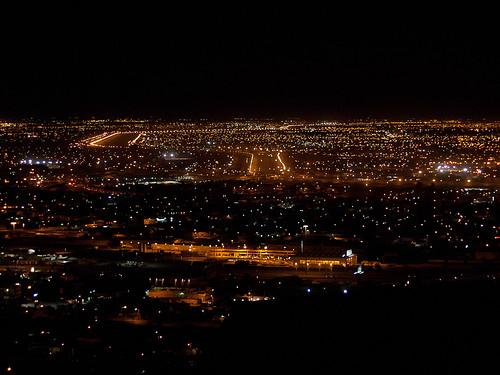 El Paso/Juárez Scenic S View