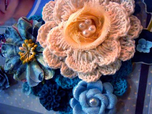 TREND:fiber flowers