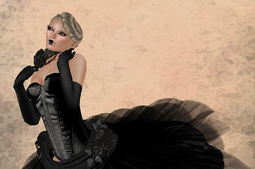 World's End Garden new group gift & Glam Affair Skin TDR