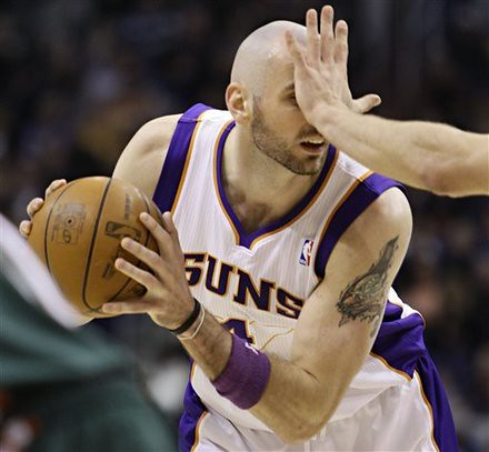 Bucks Suns Basketball