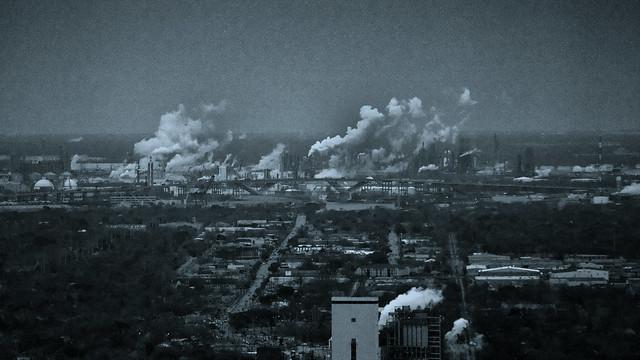 34/365: Refinery
