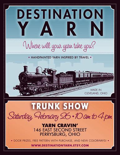 Yarn Cravin Show