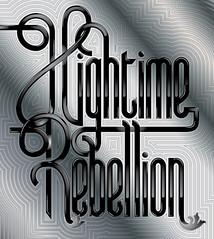 HIGHTIME REBELLIONZ-01 (bobsta14) Tags: illustration typography vector hightimerebellion