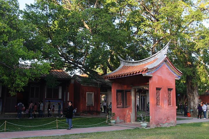 台南市孔廟(一級古蹟)004