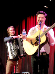 Mumford & Sons @ The Grammy Museum (2-12-11)