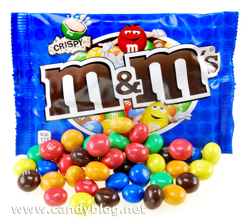 Yes, Crispy M&Ms