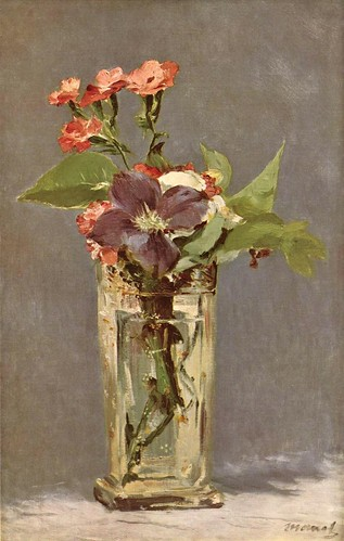 manet-carnations-and-clematis-in-a-crystal-vase