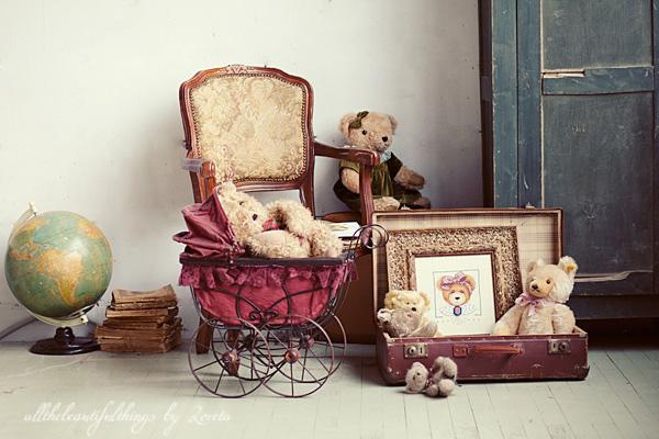 Sweetie Bear (Alma Lynne)
