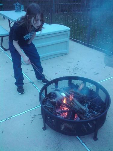 Campfire & Smores