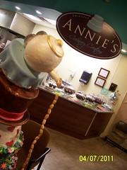 paintball 120 (Annie's Culinary Creations) Tags: cake alice wonderland paintball teaparty aliceinwonderland topsyturvy