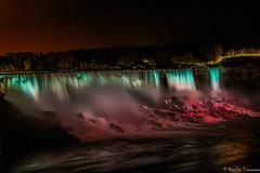 Enlightened Falls (martintimmann) Tags: waterfall niagara canada usa long exposure water