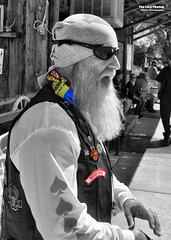 June 24 2017 - Candid of Mark on Badlands Poker Run (La_Z_Photog) Tags: 062417keithspokerrun lazy photog elliott photography badlands poker run worland wyoming ten sleep buffalo brewing company saloon meadowlark lodge harley davidson motorcycle