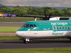 Top Of The Props (Balticson) Tags: flybe aerlingus turboprop aircraft passengeraircraft turbopropaircraft atr bombardier manchesterairport