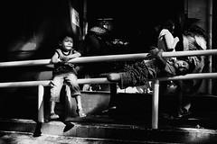 (Meljoe San Diego) Tags: meljoesandiego fuji fujifilm x100f streetphotography streetlife candid children monochrome philippines